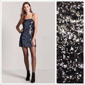 Forever 21 Sequin Mini Dress S